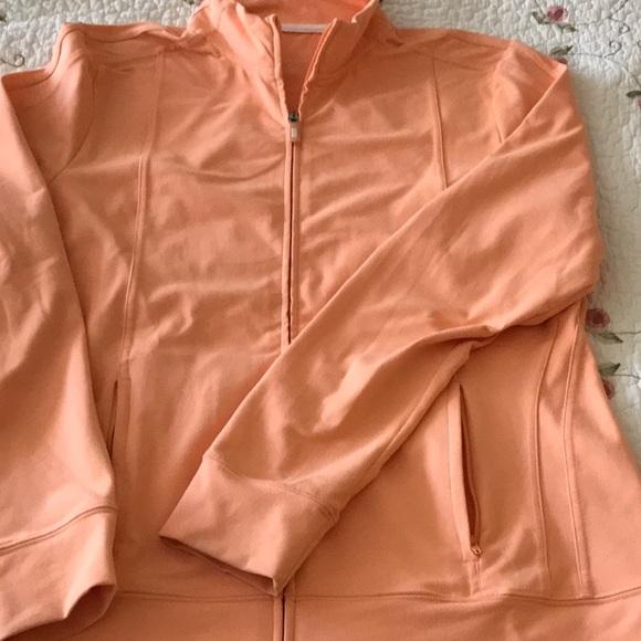Lands' End Jackets & Blazers - Workout jacket